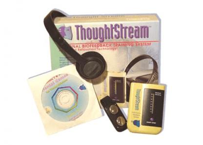 Thoughtstream Biofeedback Machine Package