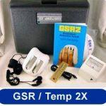GSR Temp2X Biofeedback System